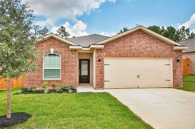 Conroe Single Family Home For Sale: 7610 Square Garden Lane