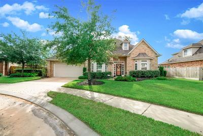 Tomball Single Family Home For Sale: 18811 Manleigh Court