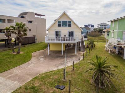 Pirates Beach Single Family Home For Sale: 4227 Maison Rouge