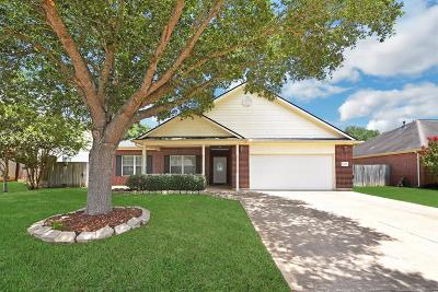 Sealy Single Family Home For Sale: 1400 Mockingbird Bend