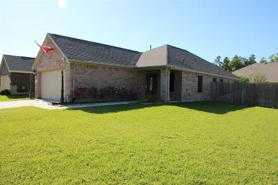 Conroe Single Family Home For Sale: 1621 Hickory Burl Lane