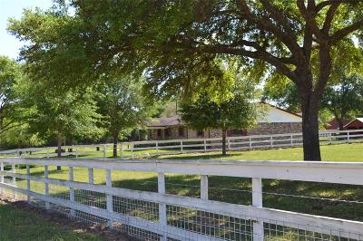 Lavaca County Country Home/Acreage For Sale: 1388 County Road 149