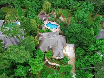 Tomball Single Family Home For Sale: 22802 Timberlake Creek Road