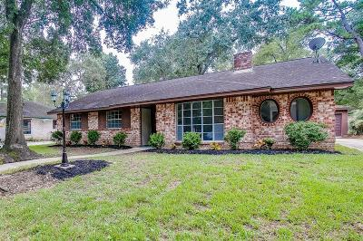 Spring Single Family Home For Sale: 25315 Lynbriar Lane