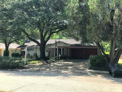 Houston Single Family Home For Sale: 5719 Heatherbrook Drive