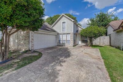 Houston Single Family Home For Sale: 8535 Grand Knolls Drive