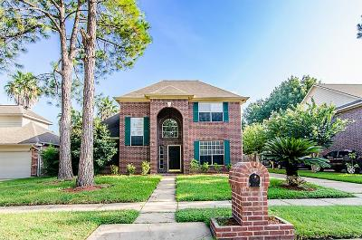 Houston Single Family Home For Sale: 13338 Clayton Hill Drive