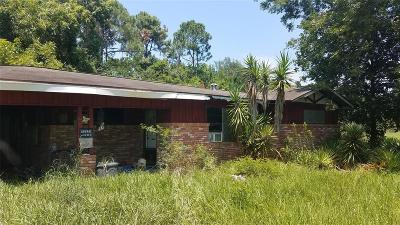 Hitchcock Single Family Home For Sale: 8224 Brekke Lane