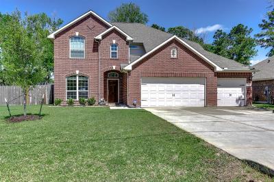 Magnolia Single Family Home For Sale: 6818 Grant Drive