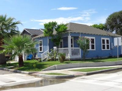 Single Family Home For Sale: 4302 Avenue R 1/2