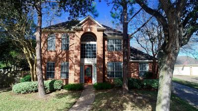 League City Single Family Home For Sale: 210 Sunset Ridge Court