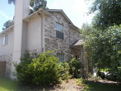 Kingwood Single Family Home For Sale: 21800 Whispering Forest Drive