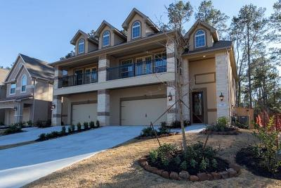 Conroe Condo/Townhouse For Sale: 124 Skybranch Drive