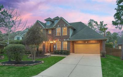 The Woodlands Single Family Home For Sale: 86 Cezanne Woods