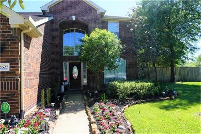 Single Family Home For Sale: 12627 Imperial Crossing Drive