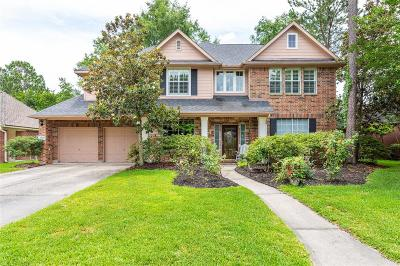 Humble Single Family Home For Sale: 18430 Tranquility Drive