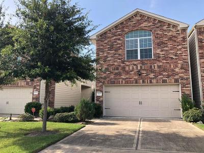 Houston Single Family Home For Sale: 5202 Dartmoor Ridge Trail