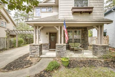 The Woodlands Single Family Home For Sale: 82 N Flickering Sun Circle
