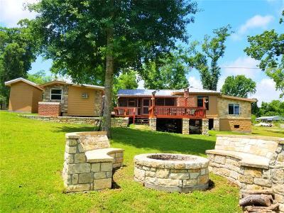 Baytown Single Family Home For Sale: 383 Lazy River Lane