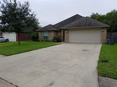 Bay City TX Single Family Home For Sale: $180,000
