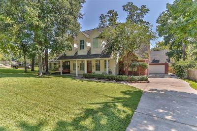 Montgomery Single Family Home For Sale: 173 Springs Edge Drive