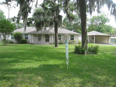 Cypress Single Family Home For Sale: 13019 Vernon Road