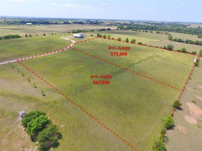 Weimar TX Farm & Ranch For Sale: $65,000
