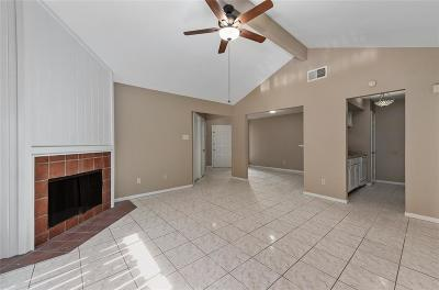 Houston Single Family Home For Sale: 12329 Crest Lake Drive