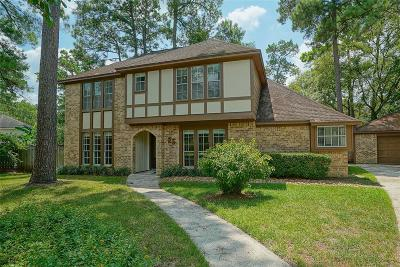 The Woodlands TX Single Family Home For Sale: $319,000