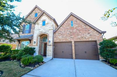 Katy TX Single Family Home For Sale: $415,000