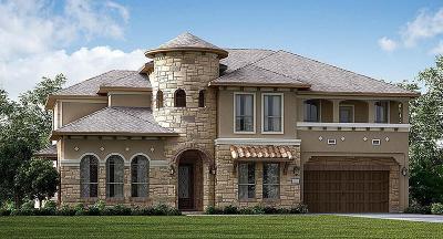 Fulshear TX Single Family Home For Sale: $676,079