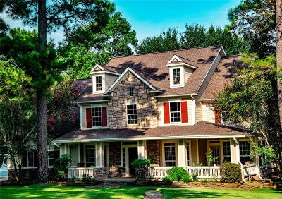 Montgomery TX Single Family Home For Sale: $650,000