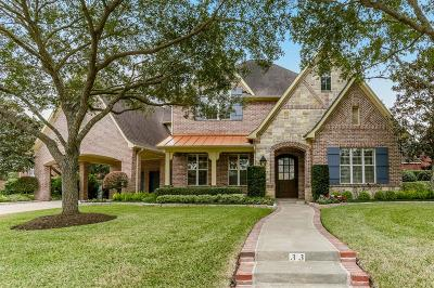 Sugar Land Single Family Home For Sale: 33 Inverrary Lane