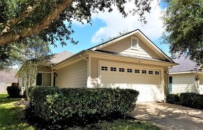 Missouri City Single Family Home For Sale: 5807 Silver Oak