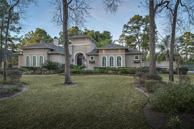 Tomball Single Family Home For Sale: 11918 Waterford Estates Court