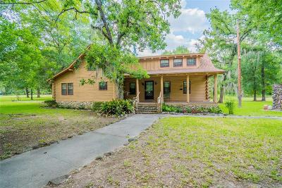 Magnolia Farm & Ranch For Sale: 26710 Bayou Tesch Drive