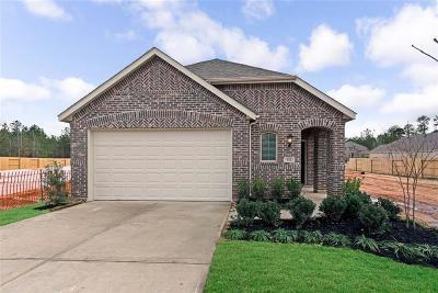 Montgomery Single Family Home For Sale: 154 Vine Mint