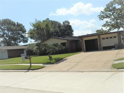 League City Single Family Home For Sale: 2409 Bayou Drive