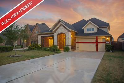 Conroe Single Family Home For Sale: 8439 Horsepen Bend Drive
