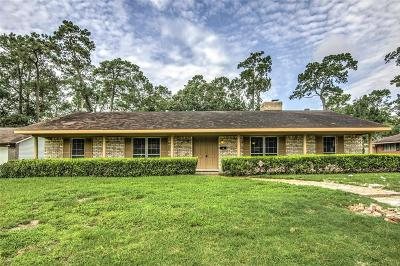Dickinson Single Family Home For Sale: 3020 Crest Drive