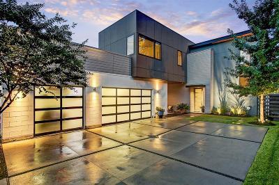 Houston Single Family Home For Sale: 1912 Bonner Street