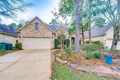 The Woodlands Single Family Home For Sale: 126 E Northcastle Circle