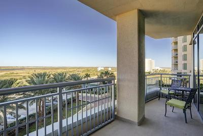 Galveston TX Mid/High-Rise For Sale: $369,000