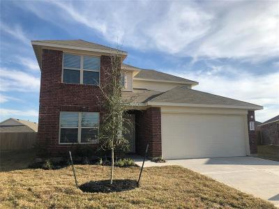 Tomball Single Family Home For Sale: 23606 Eldarica Pine Court