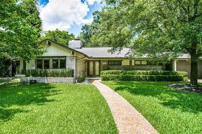 Houston Single Family Home For Sale: 4608 Ivanhoe Street