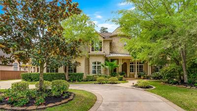 The Woodlands Single Family Home For Sale: 22 Harmony Links Place