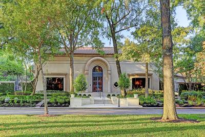 Houston Single Family Home For Sale: 8618 Stable Crest Boulevard