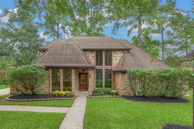 Spring Single Family Home For Sale: 6306 Knollview Drive