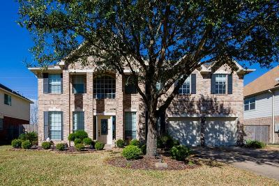 Pearland Single Family Home For Sale: 3618 Pine Orchard Drive