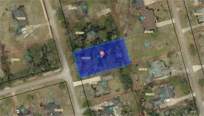 Conroe Residential Lots & Land For Sale: Axleridge Drive
